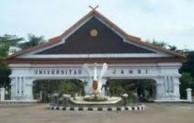 Formulir Pendaftaran Universitas Jambi