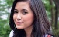 Ashilla Zahrantiara penyanyi cantik, putih abu abu