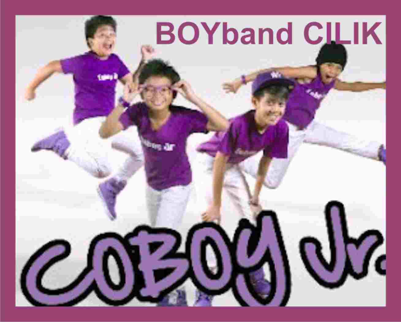 Picture Cowok Ganteng Group Band Coboy Junior