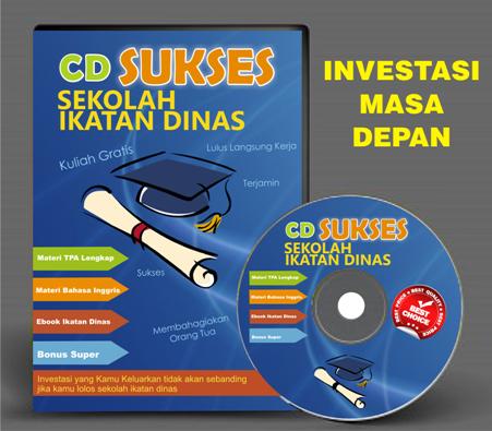 CD SUKSES SEKOLAH IKATAN DINAS