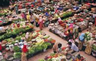 Pasar Sebagai Tempat Kegiatan Jual Beli