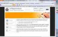 Cara Pendaftaran STAN
