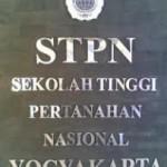 Pendaftaran Sekolah Tinggi Pertanahan Nasional 2013 – 2014