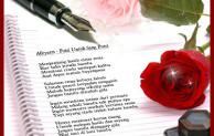 Macam-macam Puisi Menarik untuk Dipelajari