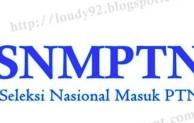 Ketentuan umun SNMPTN 2013