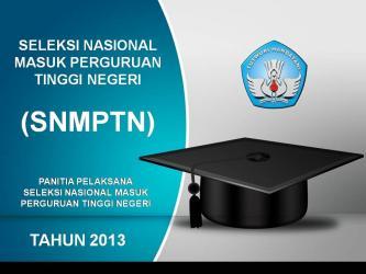 SNMPTN 2013 (1)