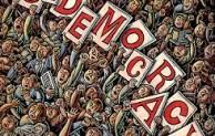 Negara Demokratis Penganut Paham Demokrasi