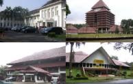 Universitas terbaik di Indonesia dan Asia