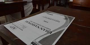 Soal Ujian Nasional 2014 SMP
