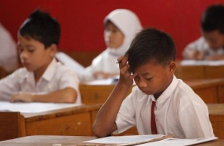 Ujian Nasional Sekolah Dasar 2014
