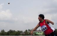 Sekilas Tentang Permainan Tolak Peluru di Indonesia