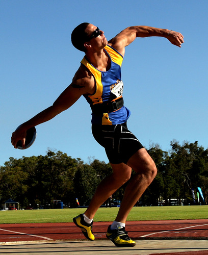 Pengertian Olahraga Lempar Cakram - ujiansma.com