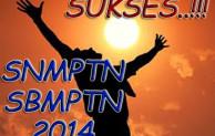 Pendaftaran SBMPTN Tahun 2014/2015