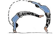 Cara Latihan Senam Lantai
