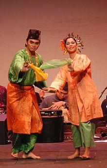 Tari daerah Provinsi Riau - ujiansma.com
