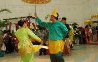 Tari Payung Tari Klasik dari Minang