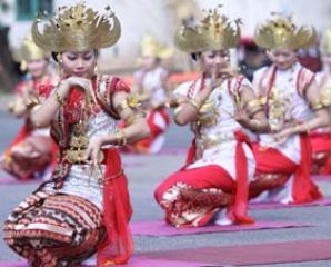 Tari daerah Provinsi Lampung - ujiansma.com