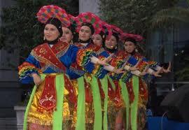tari yapong