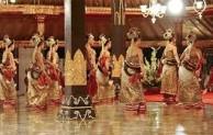 Tari Bedaya Yogyakarta