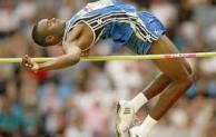 Kejuaraan Lompat Tinggi Gaya Guling Perut Di Dunia