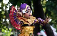Tari Truna Jaya Provinsi Bali