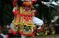 Tari Jauk Manis Bali