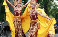 Tari Cendrawasih Provinsi Bali