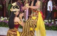 Tari Karonsih Jawa Timur