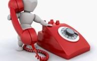 Menerima telepon masuk