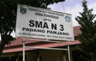 SMA Negeri 3 Kota Padang Panjang