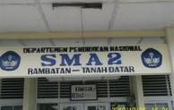 SMA Negeri 2 Rambatan