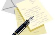 Tata bahasa dalam surat pribadi