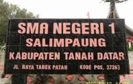 SMA Negeri 1 Salimpaung