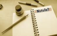 Empat fungsi catatan rapat