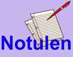 notulis
