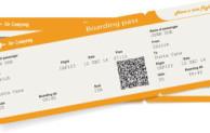 Pengertian tiket transportasi