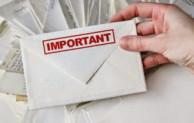 Kerugian dari penanganan surat yang tidak baik