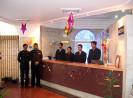 Bagian penerimaan tamu (reception)