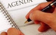 Perbedaan agenda rapat dengan susunan acara rapat