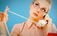 Saat melakukan telepon