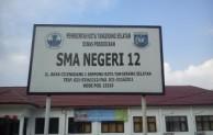 SMA Negeri 12 Kota Tangerang Selatan